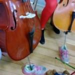 Rehearsal Prep Cellos